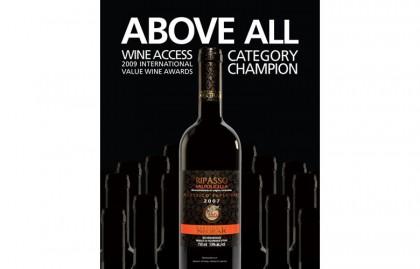 Negrar Ripasso Wine Ad