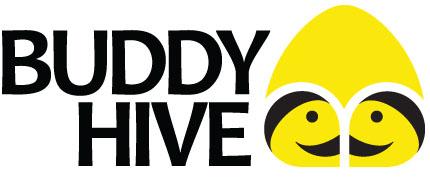 Buddy Hive Logo