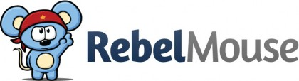 Rebel Mouse Text Logo