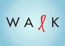 Santa Margherita wine Cause Marketing AIDS Walk Logo design