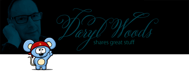 Daryl Woods Rebel Mouse Header