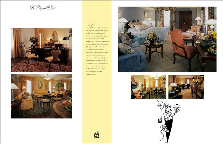 King Edward Hotel Brochure