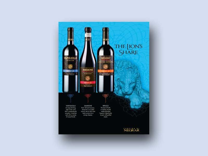 Negrar Classico Wine Ad