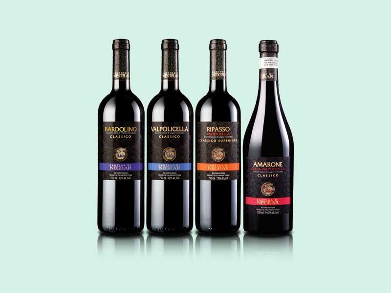 Negrar Classico Wines