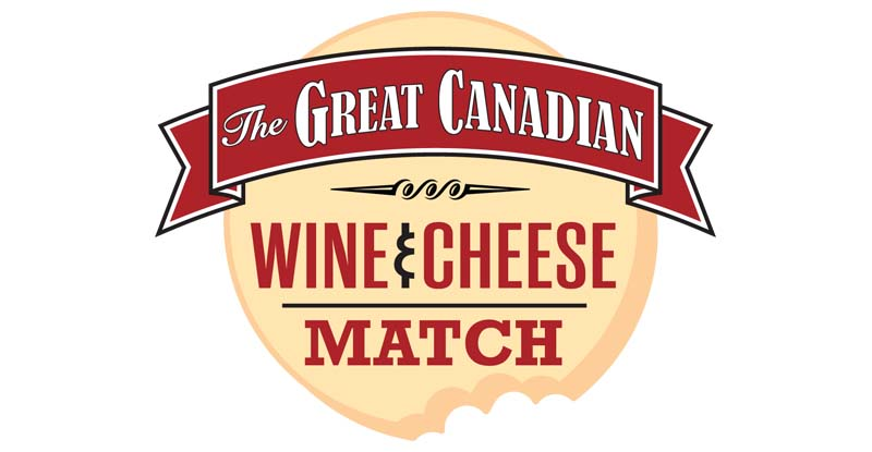 Logo for Natalie MacLean's The Great Canadian Wine & Cheese Match