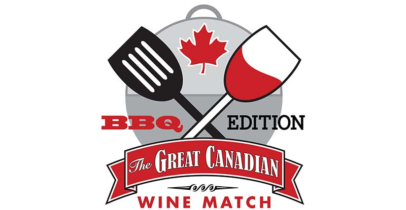 The Great Canadian Wine Match BBQ Edition logo