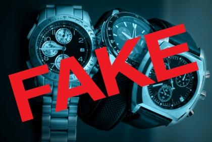 Fake watch image