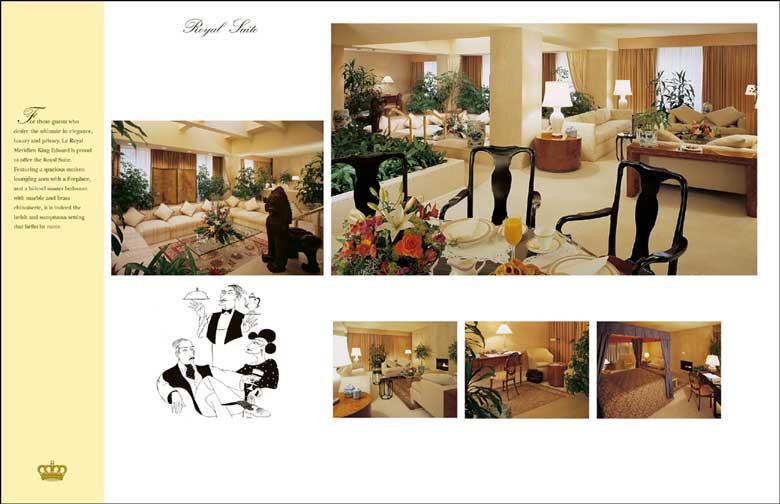 King Edward Hotel Brochure