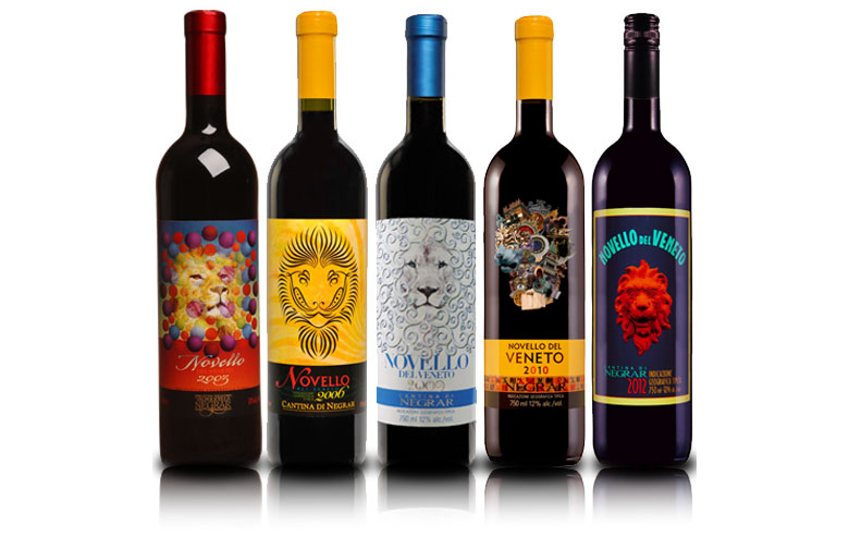 Novello del Veneto Wine Series