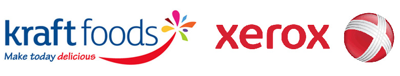 kraft and xerox logo images